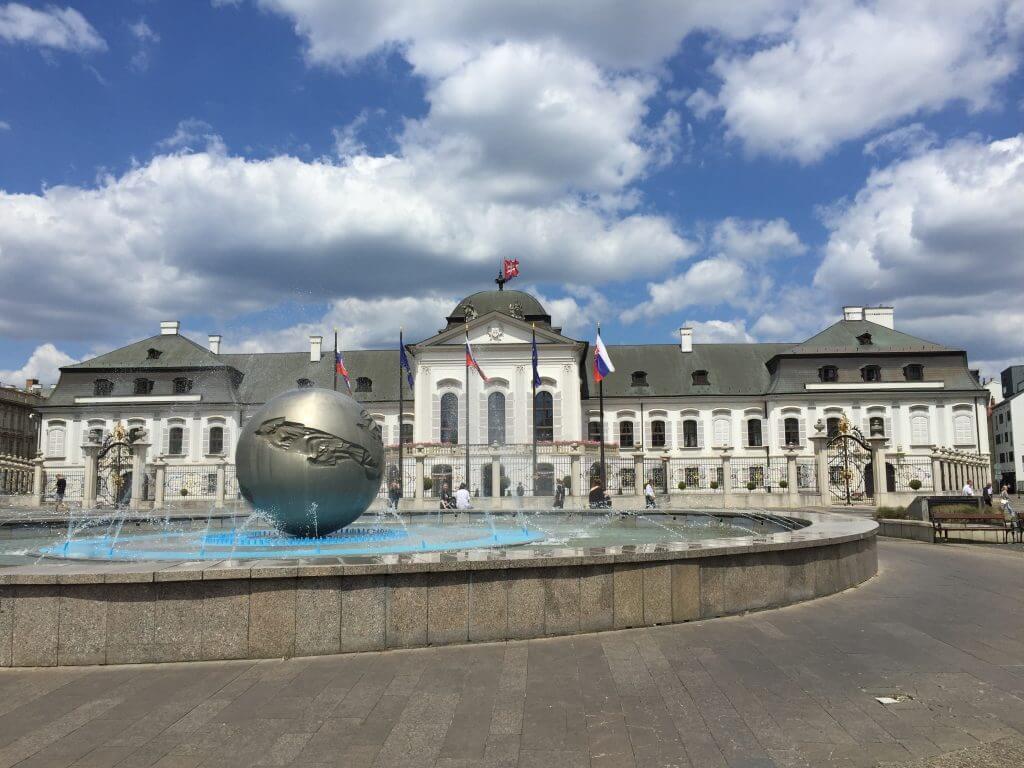 Bratislava Palace