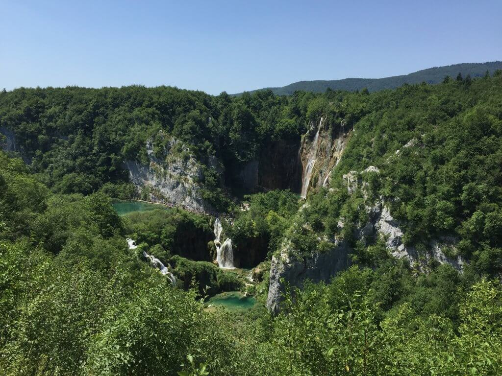 Plitvice Lakes in a day