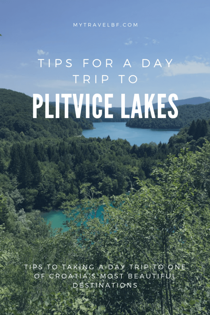 Tips for a Day Trip to Plitvice Lakes