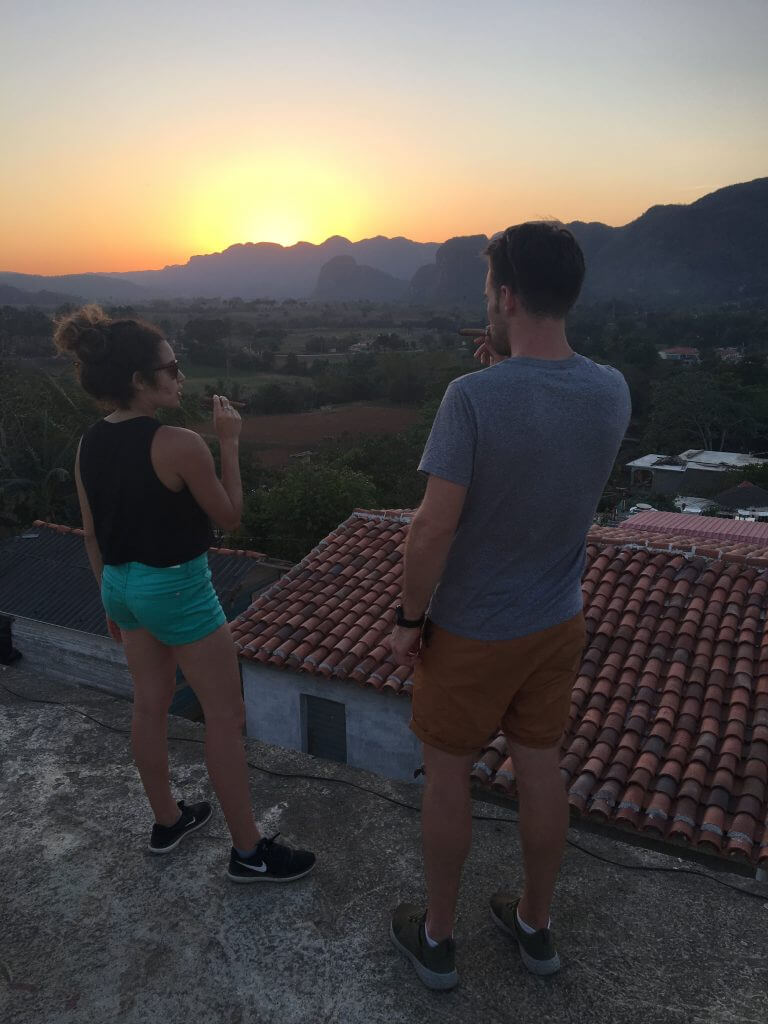 Cuba Itinerary Experience Dinner Sunset 3