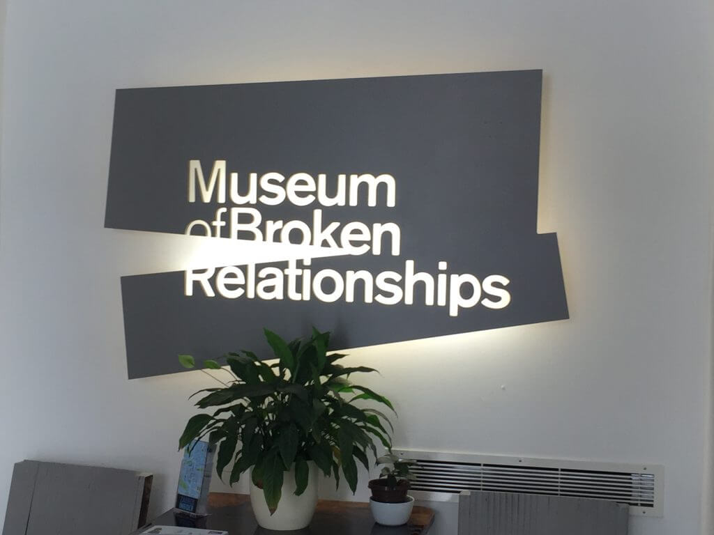 Zagreb Museum of Broken Relationships