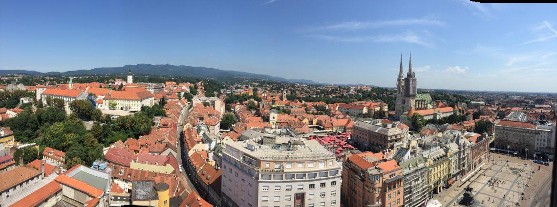 Zagreb 360 View