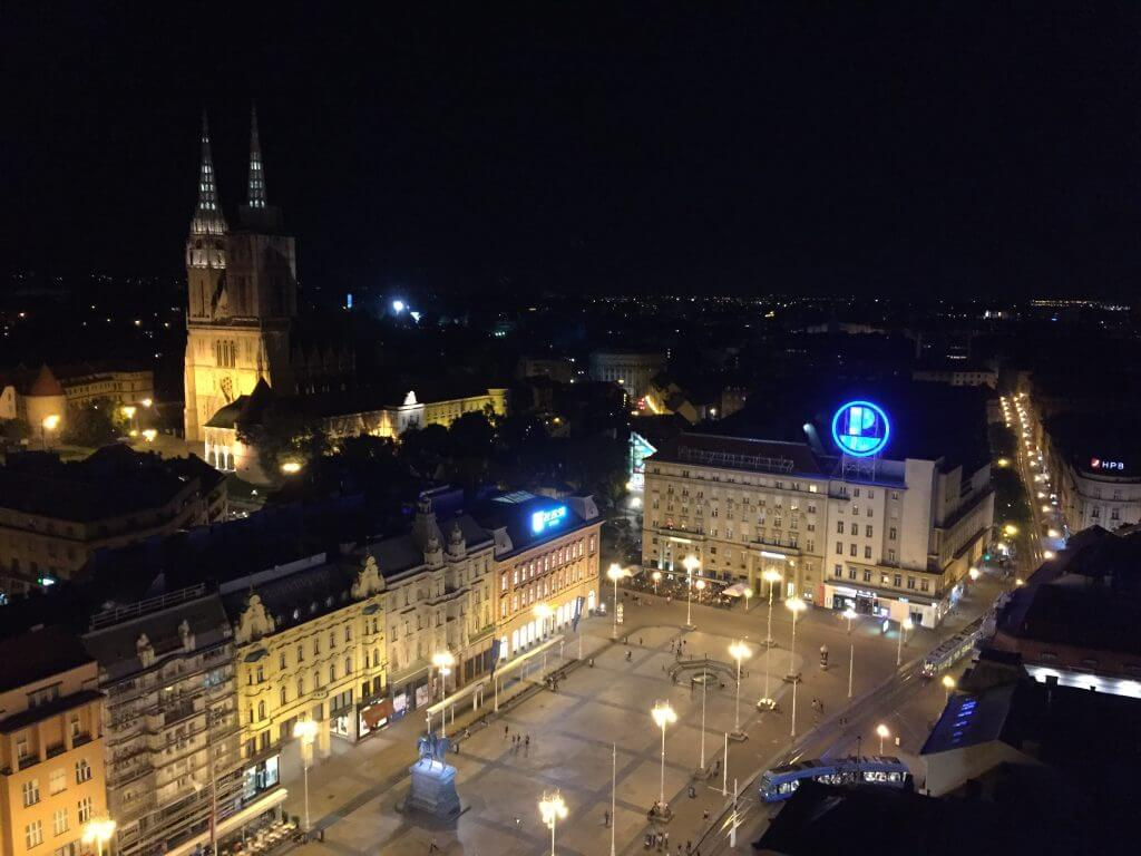 Zagreb Rooftop Bar
