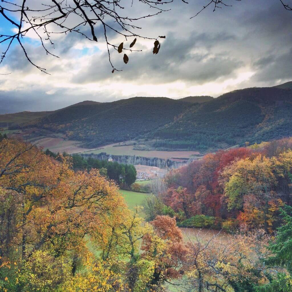 Fall in La Rioja
