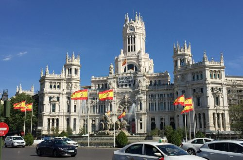 One Wee Itinerary for Spain Madrid Sevilla Granada