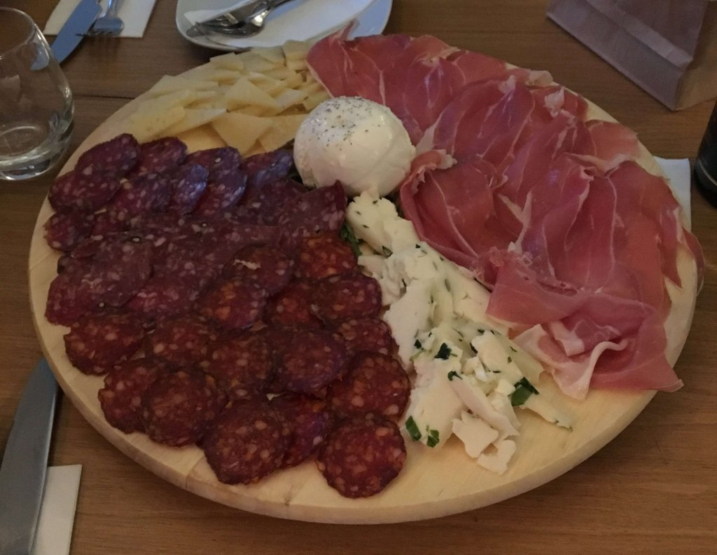 Charcuterie Board Budapest
