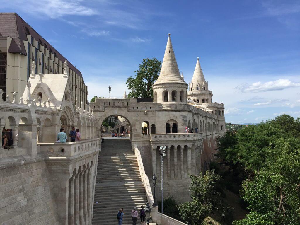 Fishermans Bastion Visit Budapest Travel Guide