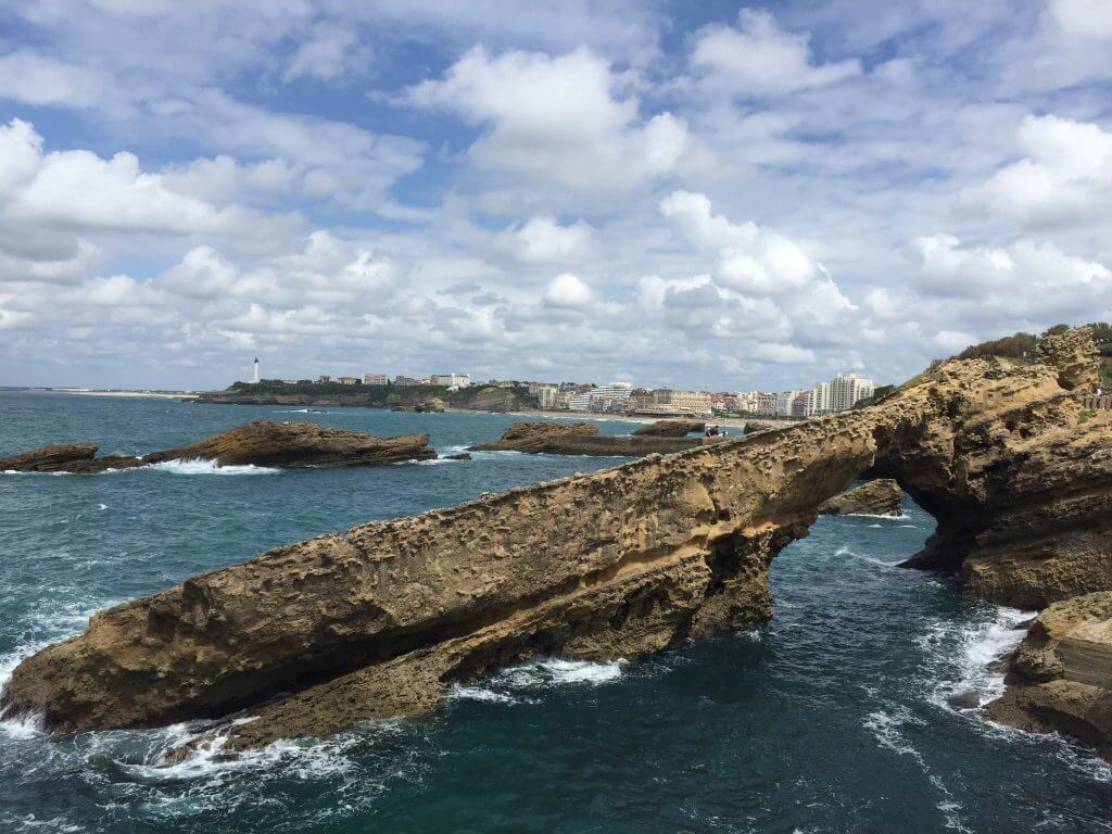 Visiting Bayonne and Biarritz Beach
