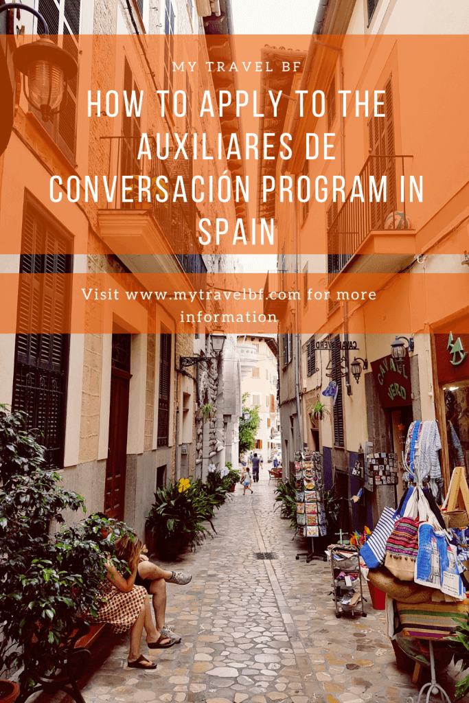 How to apply to the auxiliares de conversation program in spain