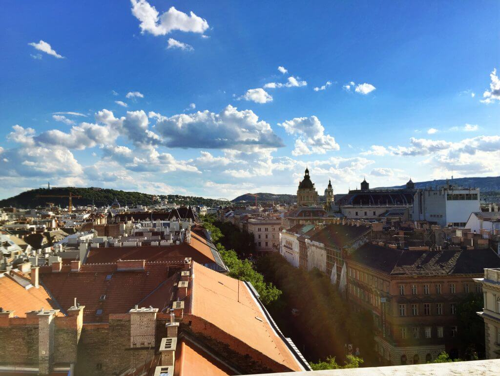 360 Bar Rooftop Budapest Travel Guide