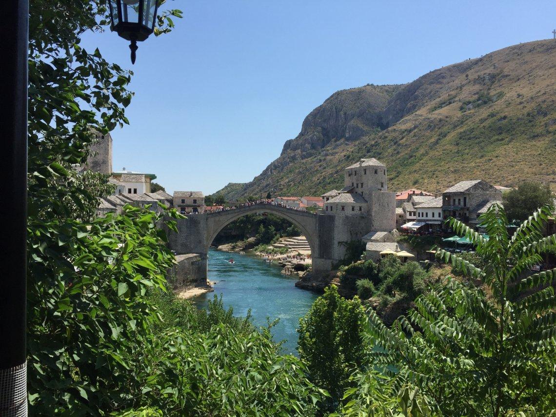 Urban Grill View Mostar