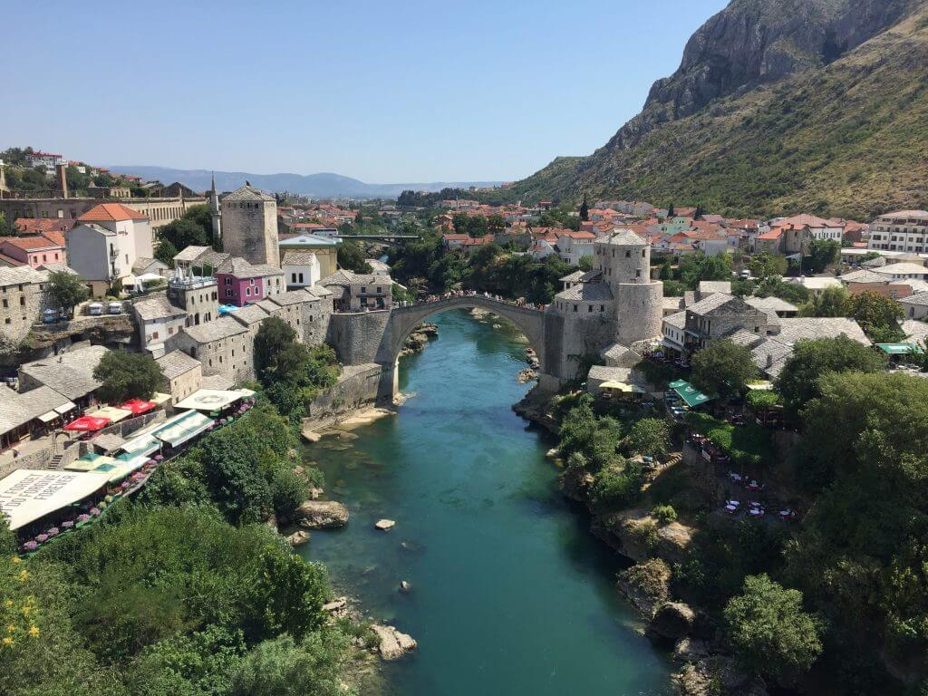 Mostar Photograph