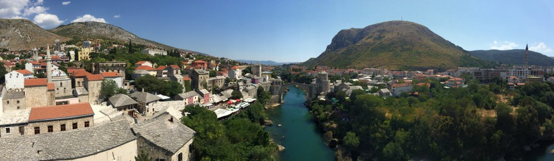 Mostar View
