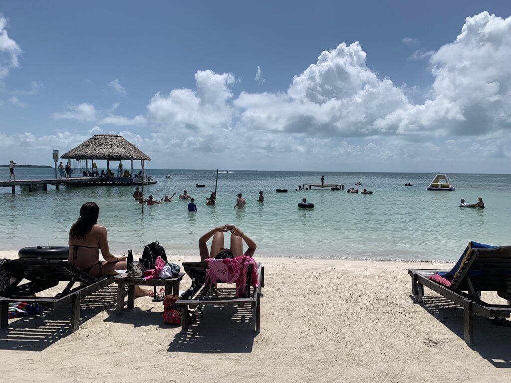 Koko King Beach Caye Caulker Belize