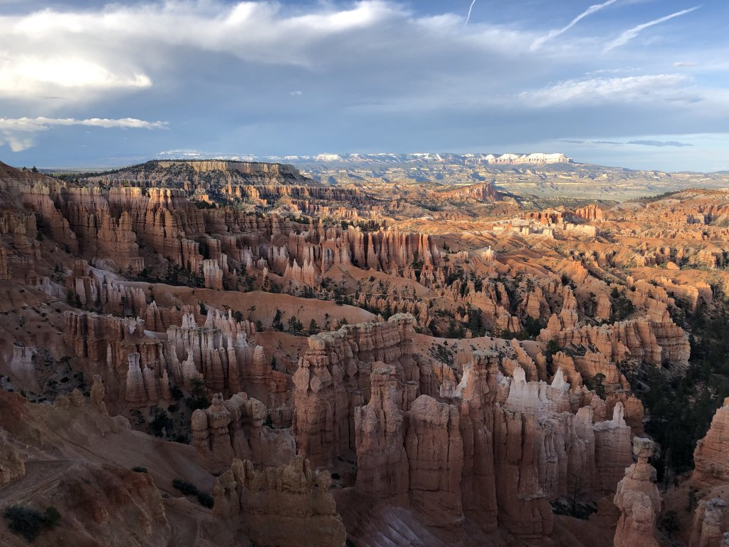 Bryce Canyon Itinerary one day