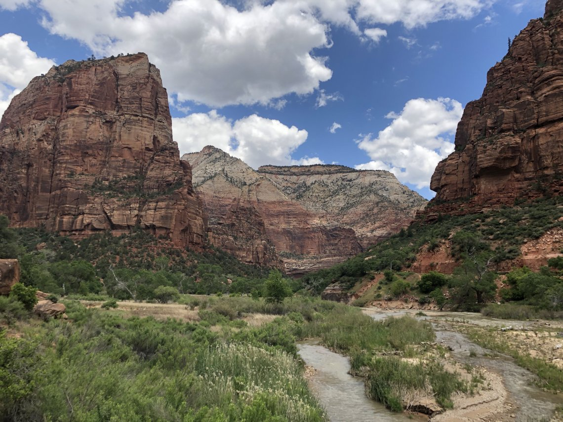 One Day in Zion National Park Itinerary