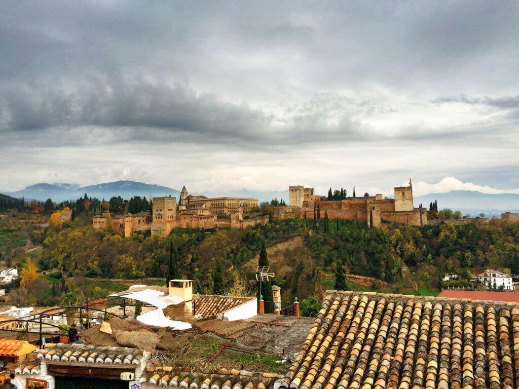 One Week Itinerary for Spain Madrid Sevilla Granada