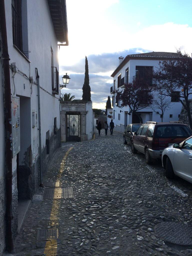 Visit Granada Travel