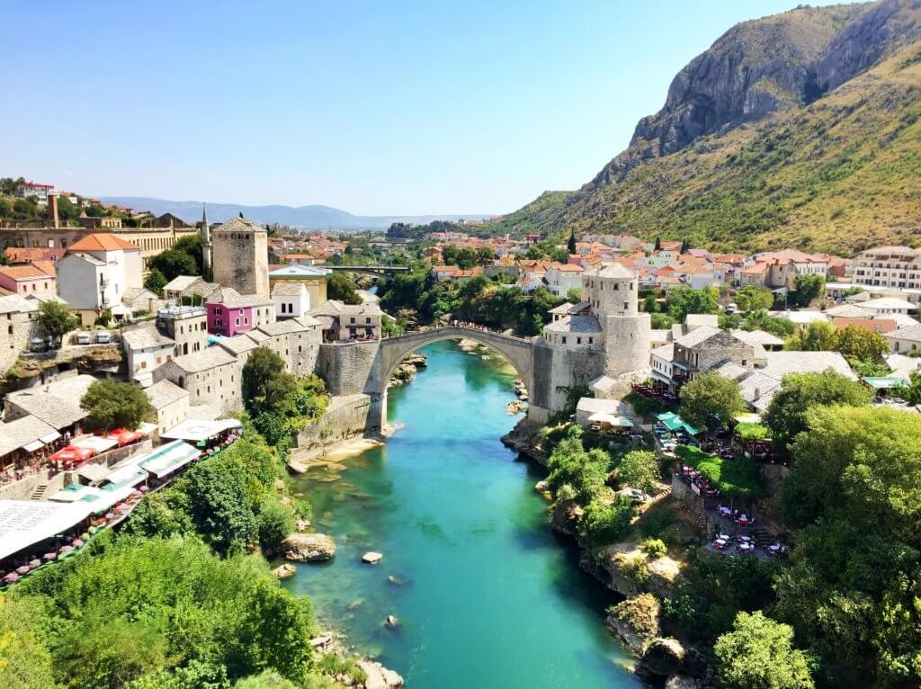 Day Trip dubrovnik to Mostar