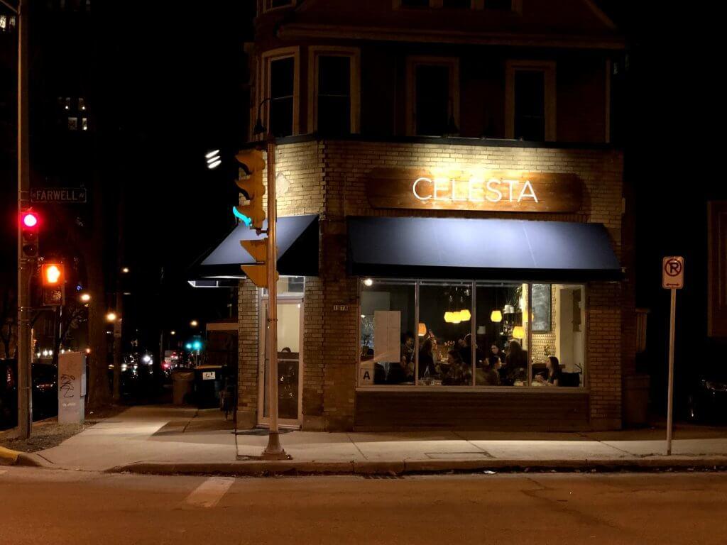 Vegan Restaurants Milwaukee Celesta