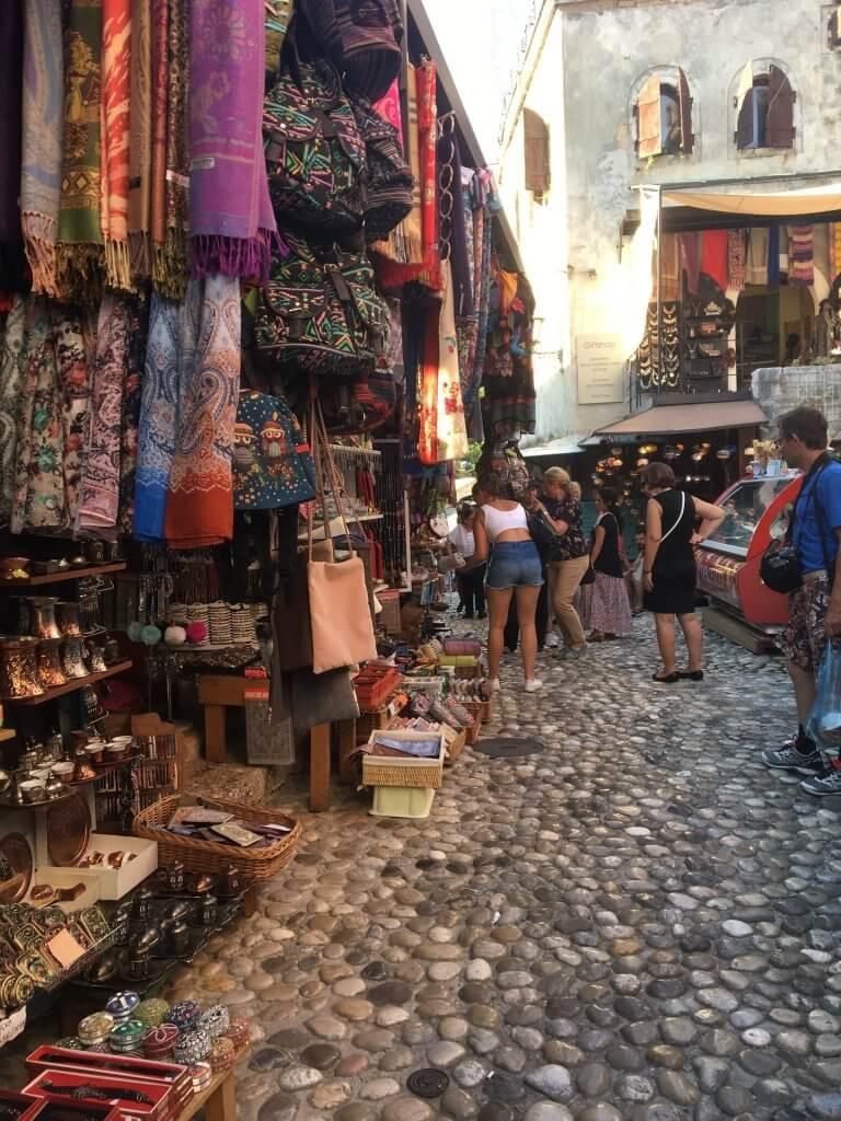 Old Bazar Mostar