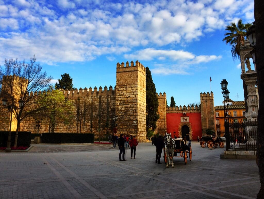 One Wee Itinerary for Spain Madrid Sevilla Granada
