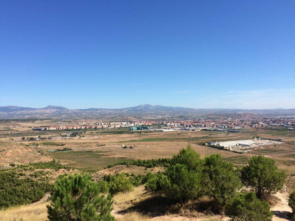 Hiking Logroño Monte La Pila
