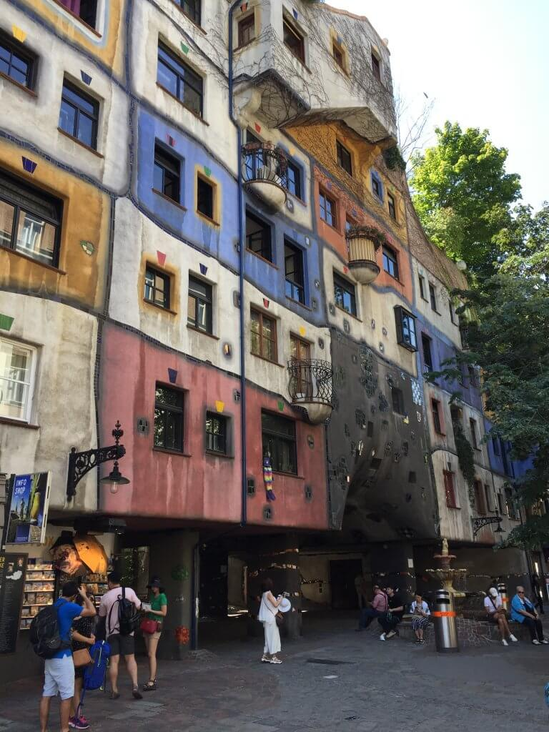 Hundertwasserhaus Vienna what to do 3 days