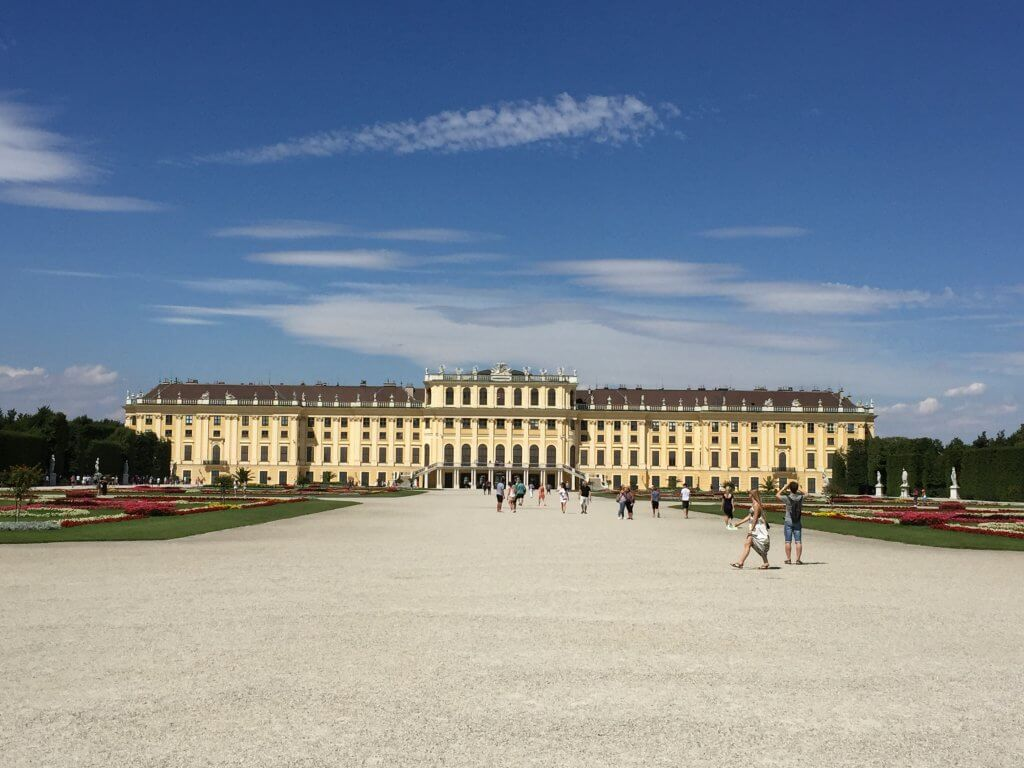what to dofor 3 days in vienna schonbrunn palace