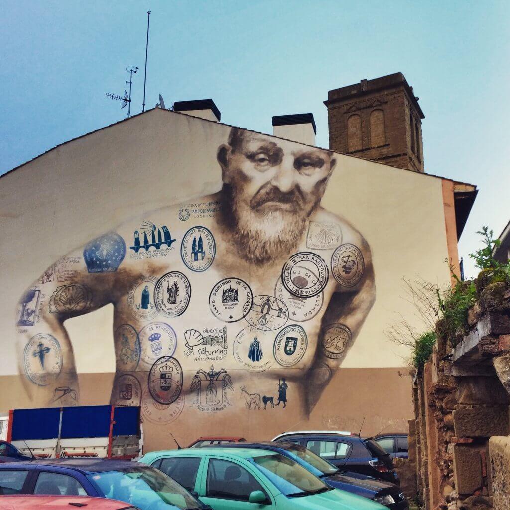 Visiting Logroño Murals