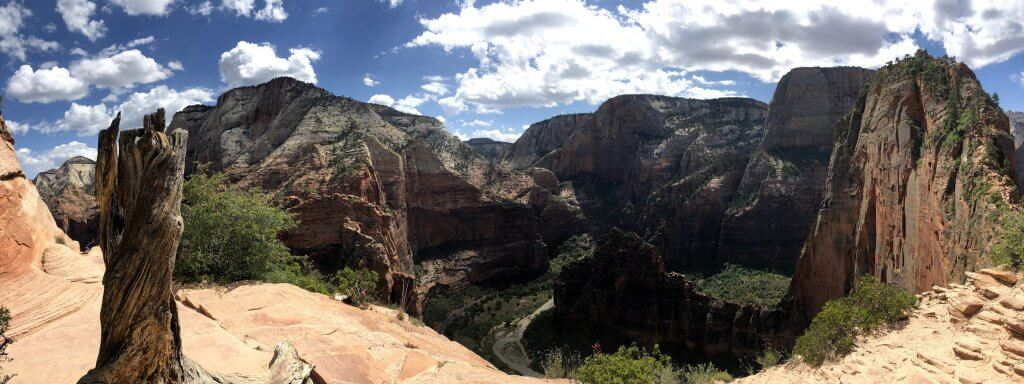 Hiking Angels Landing Recommendations