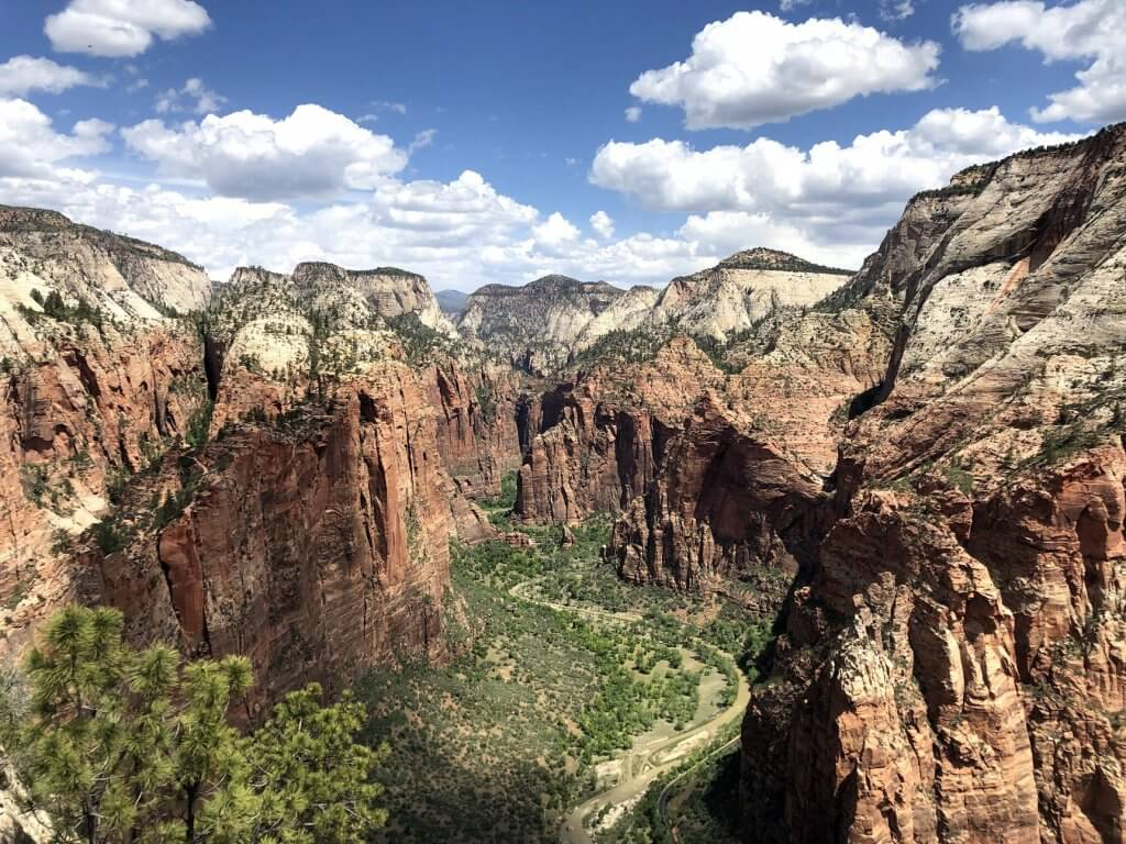 Hiking Angels Landing in One Day in Zion
