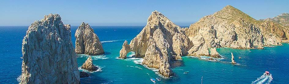 Visiting Cabo San Lucas Mexico