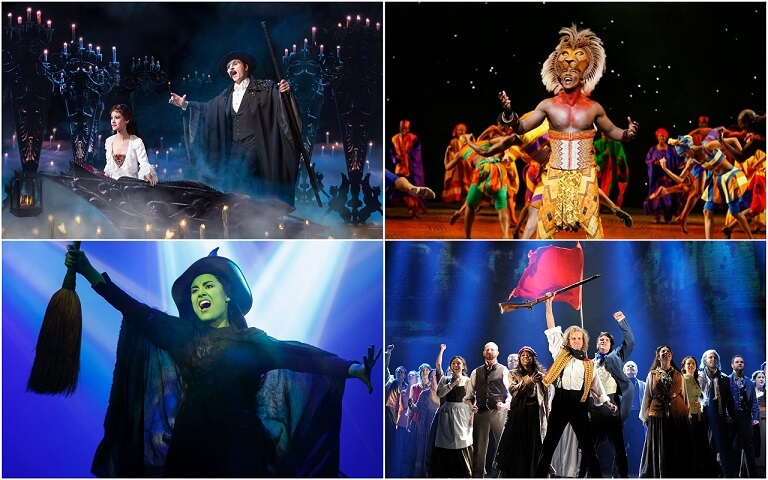Broadway Shows From Home