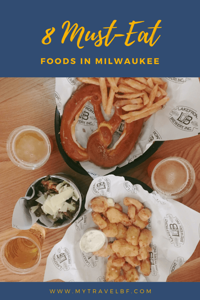 8 Must-Eat Foods in Milwaukee