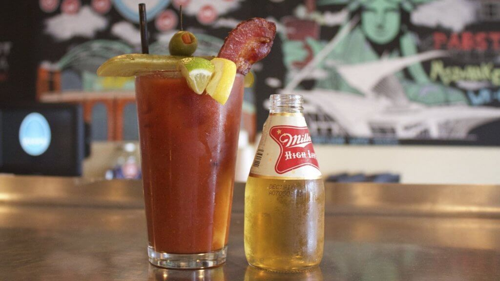 Milwaukee Bloody Mary