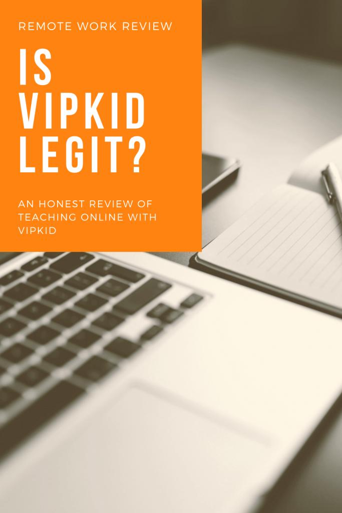 Is VIPKid Legit