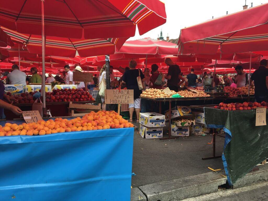 Visit Zagreb Market