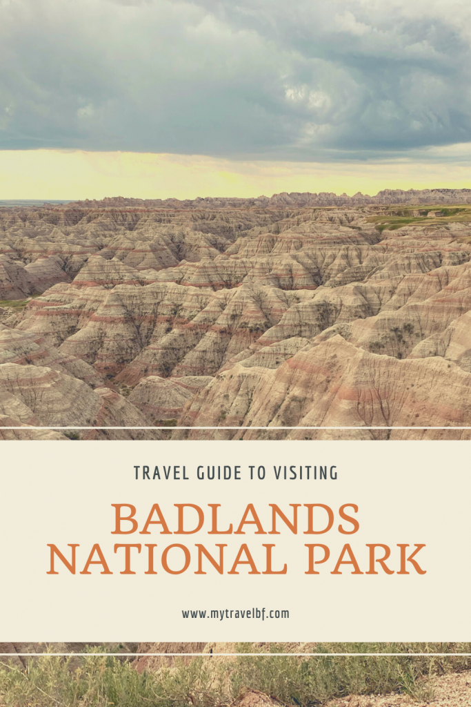 Travel Guide to Visiting Badlands National Park