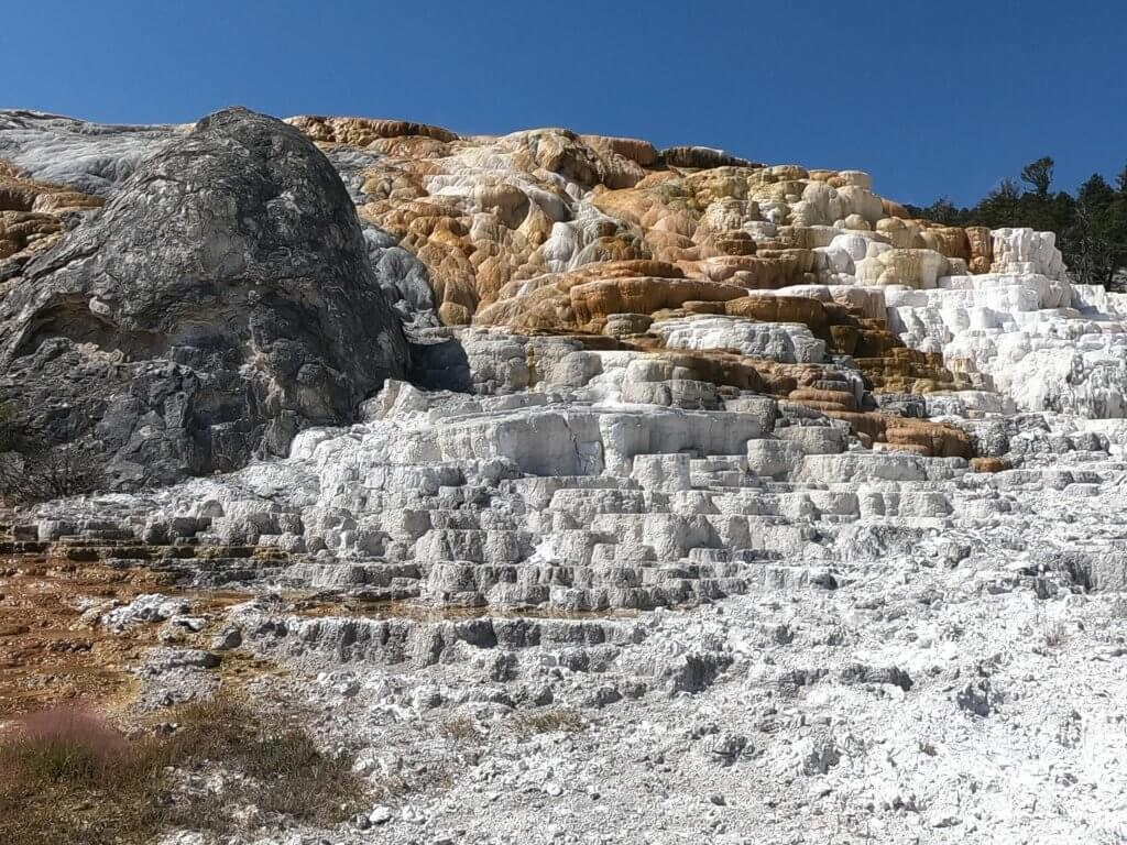 3 Days in Yellowstone Mammoth Springs