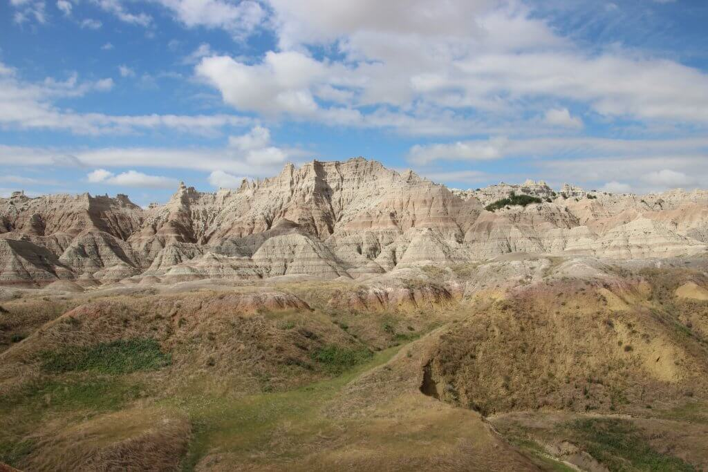 Badlands Loop Road Views