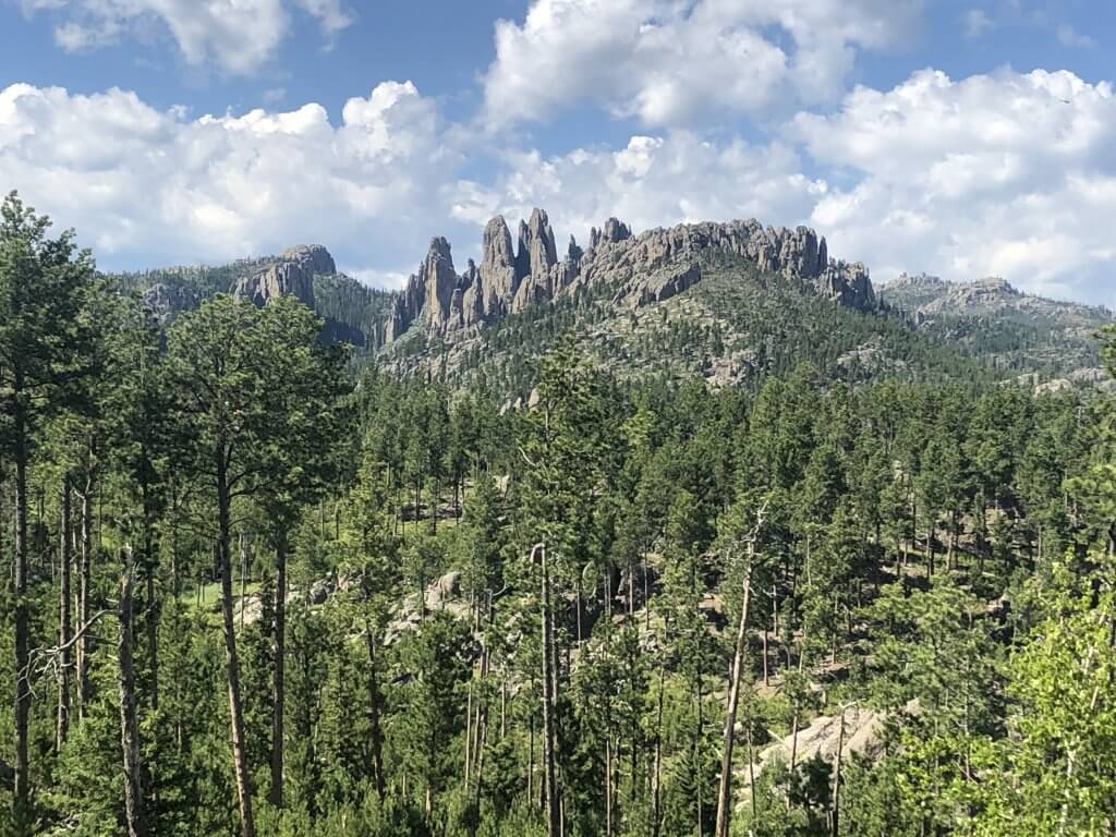 Needles Highway What to Do Custer State park