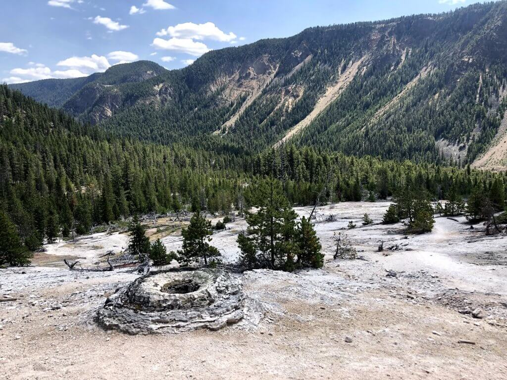 Seven Mile to Hole Yellowstone Itinerary