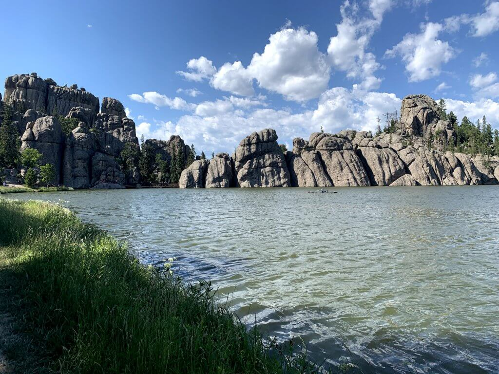 Custer State Park One Day Sylvan Lake