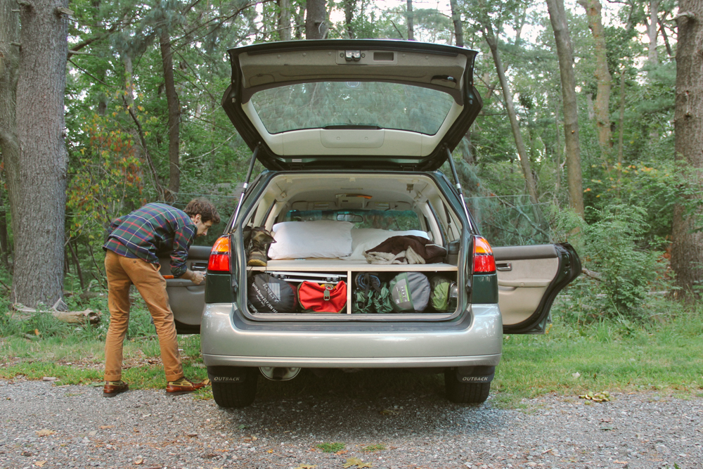 convert any car to a camper