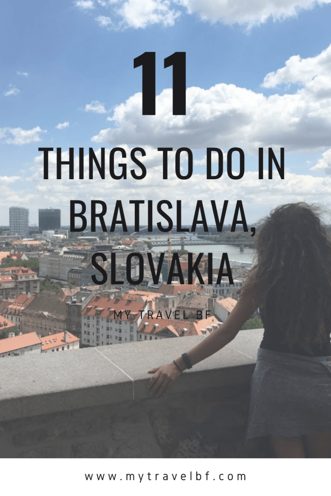 11 things to do in Bratislava