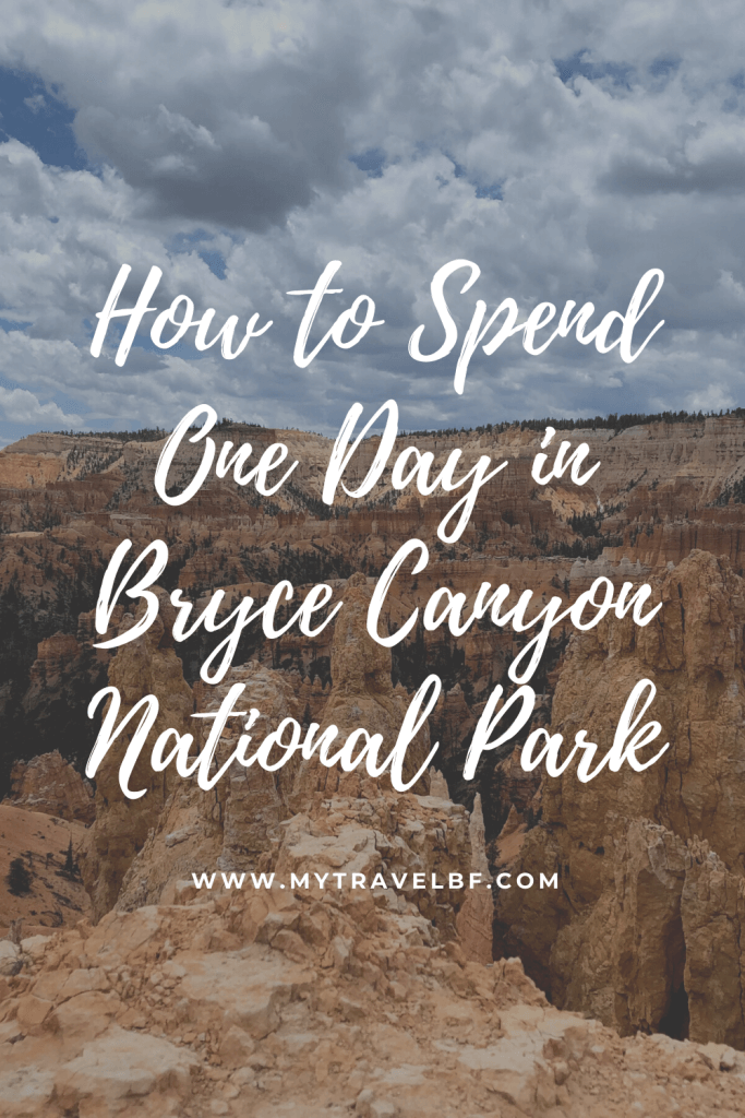 how to spend one day in bryce canyon national park