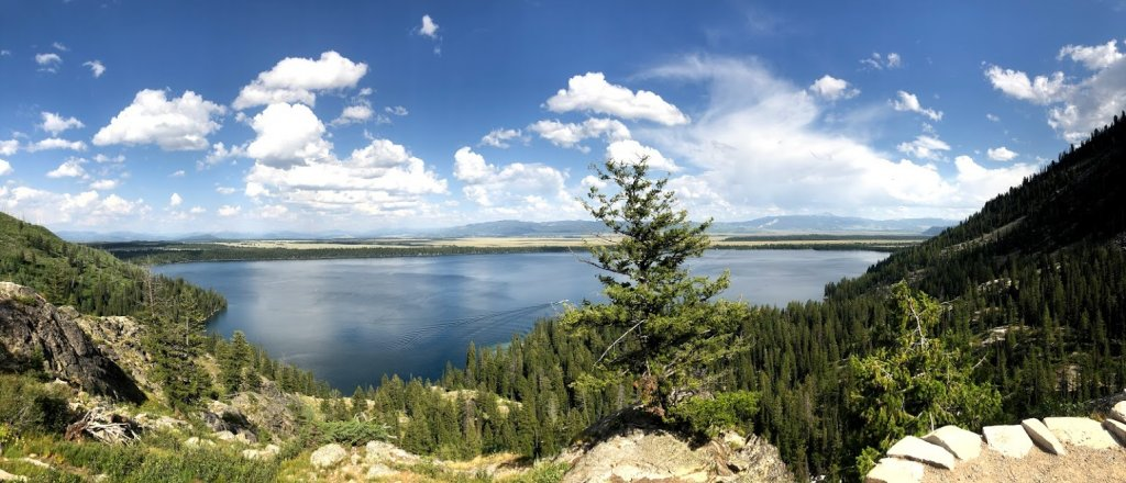 Best Day Hikes Grand Teton Inspiration Point