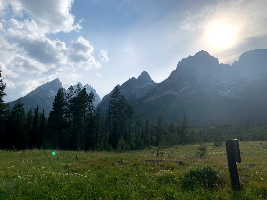 Grand Teton in a day