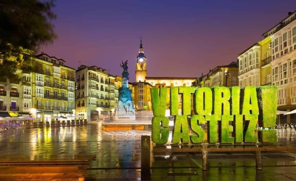 Vitoria-Gasteiz Day Trip